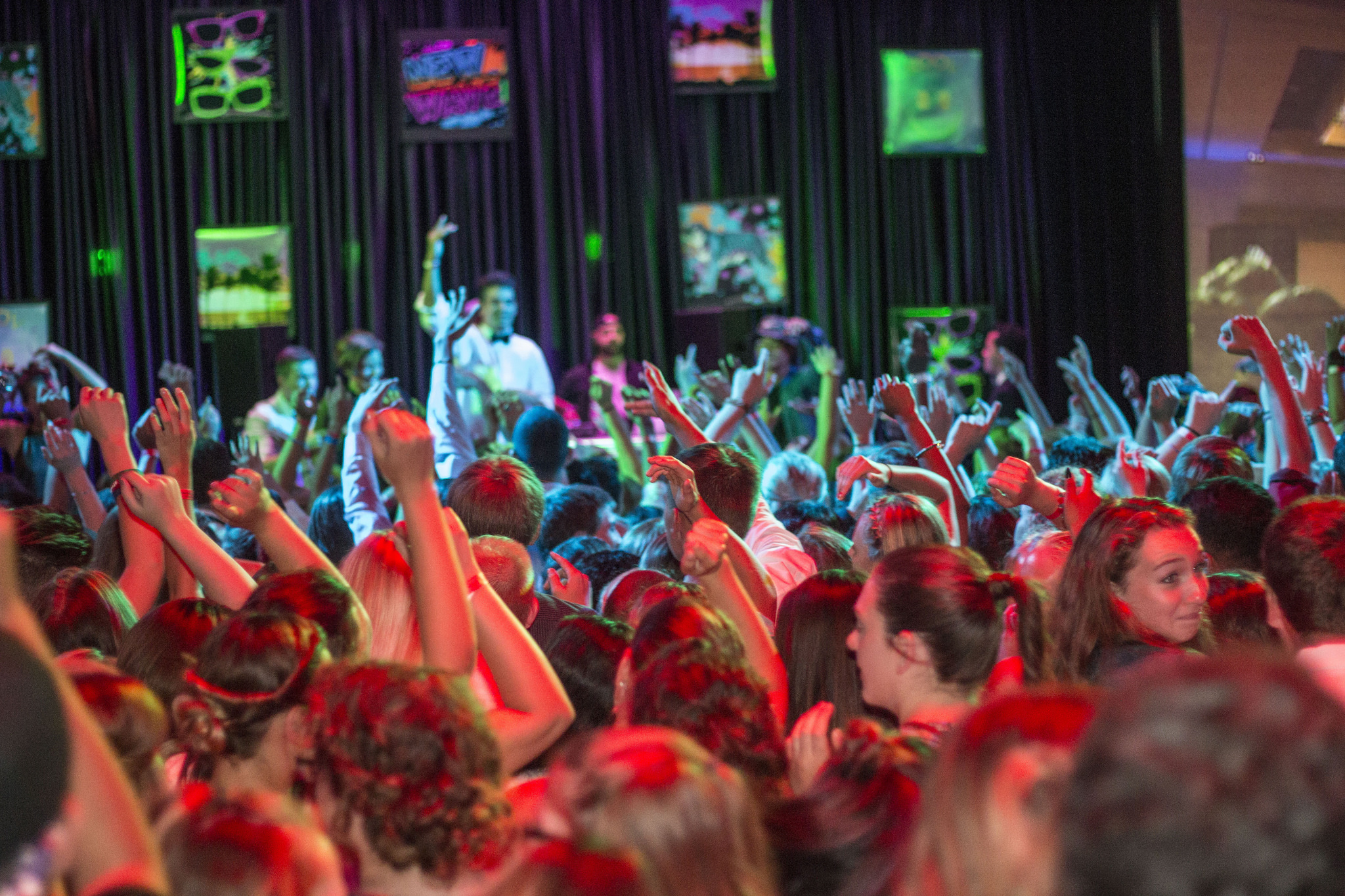 "7-Up Challenge- An ""Invitation Only"" Party at State FCCLA Conference"