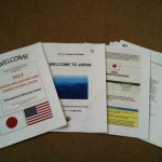 japanese papers for YFU